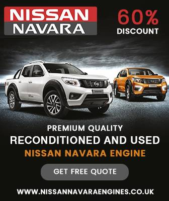 Reconditioned Nissan Navara Engines