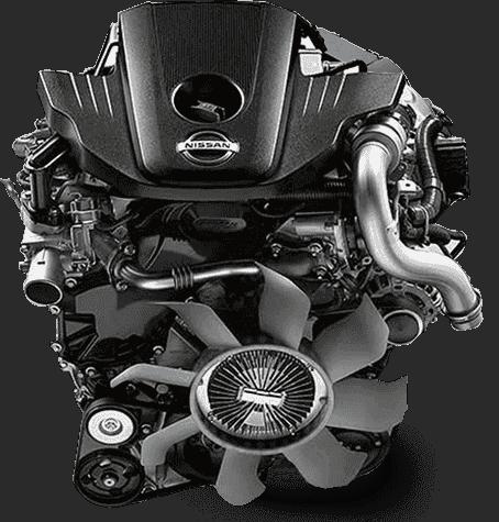 Nissan Navara Engines