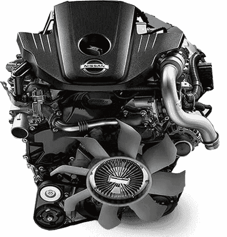 Nissan Navara Engines